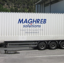 transport Maghreb solutions